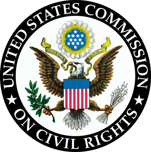 U.S. Commission on Civil Rights Logo. (PRNewsFoto/U.S. Commission on Civil Rights) (PRNewsFoto/)