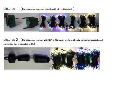 Public Notice Sunrise Light Co. Ltd. Warns of Unauthorized Lighting Strings
