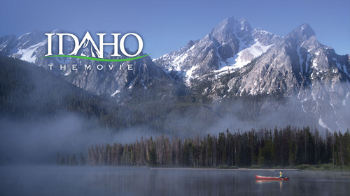 Idaho, the Movie is a one-hour television documentary featuring the well known and the hidden treasures of Idaho. An elemental theme carries viewers on a tour of the state's mountains, rivers, deserts, landscapes, lakes and more. From the Sawtooths to the Tetons, from the big lakes of North Idaho to the deserts of the South-West, from unique landscapes like Craters of the Moon and Thousand Springs to Mesa and Shoshone Falls... Idaho the Movie shares them all.  (PRNewsFoto/Wide Eye Productions)