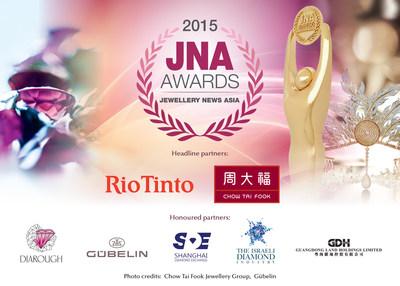 Se anuncia a los premiados en los JNA Awards 2015