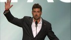 """""""Lone Survivor"""" Marcus Luttrell delivered an emotional and hard-hitting speech last night at the Republican National Convention."""
