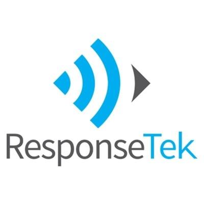ResponseTek Logo (PRNewsFoto/ResponseTek)
