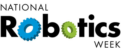 The seventh annual National Robotics Week is scheduled for April 2-10, 2016. National Robotics Week brings together students, educators and influencers who share a passion for robots and technology. To list an event, or to identify existing regional events, please visit: http://www.nationalroboticsweek.org/Events