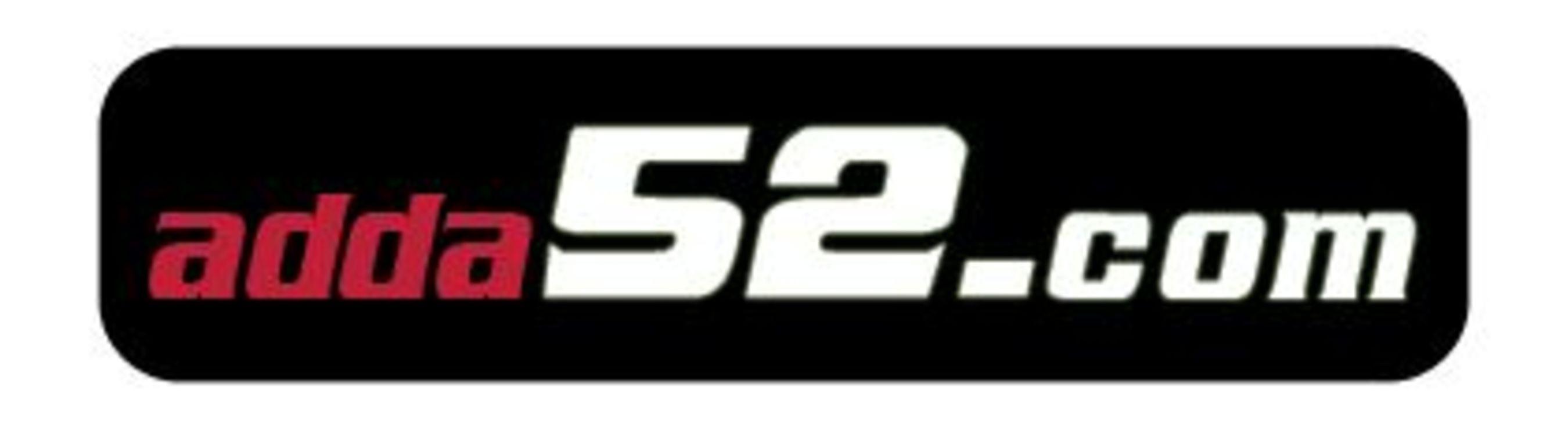 Adda52.com - India's Largest Online Gaming Site (PRNewsFoto/adda52.com)