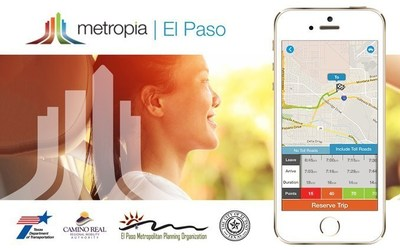 Transportation tech company Metropia joins El Paso's innovation economy, formally launching El Paso Ecosystem with mobile platform, mobility symposium.