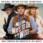 A Million Ways to Die in the West Original Motion Picture Soundtrack. (PRNewsFoto/Back Lot Music)