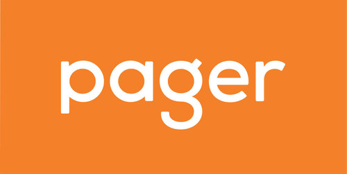 Pager logo (PRNewsFoto/Pager) (PRNewsFoto/Pager)