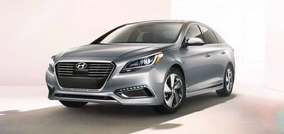 2017 Hyundai Sonata Hybrid Named A Consumers Digest Automotive Best Buy