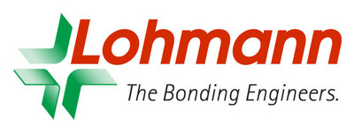 Lohmann, The Bonding Engineers logo
