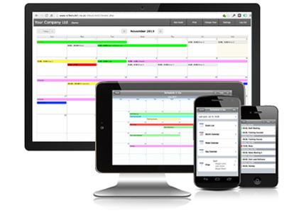 Scheduling Software. (PRNewsFoto/Schedule it Ltd.) (PRNewsFoto/SCHEDULE IT LTD.)