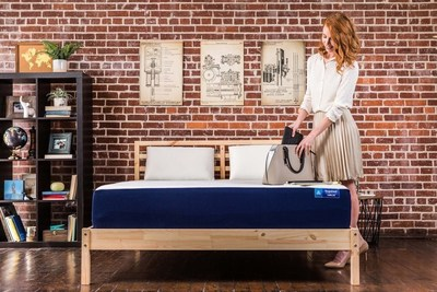 Yogabed UNPLUG(TM) - made with proprietary YogaGel(TM) cooling memory foam technology -- offers a supportive and comfortable mattress to first-time buyers or anyone looking for a quality mattress on a budget.