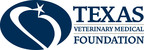 Texas Veterinary Medical Foundation logo.  (PRNewsFoto/Texas Veterinary Medical Foundation)