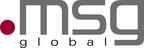 msg global logo (PRNewsFoto/msg global solutions)