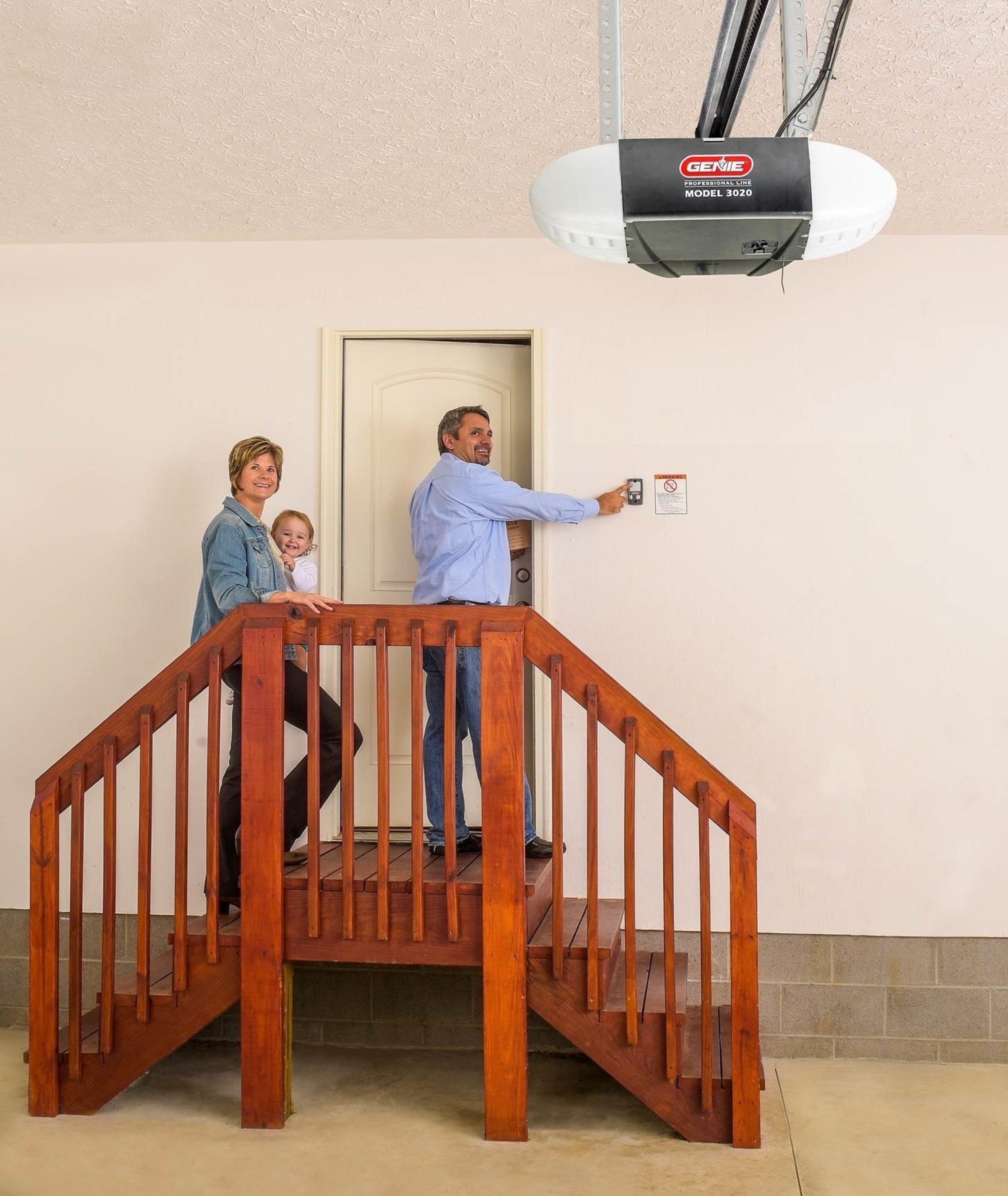 Genie Announces New Model 3020 Garage Door Opener