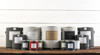 Magnolia Home by Joanna Gaines(TM) Paint is now available on Magnoliamarket.com.