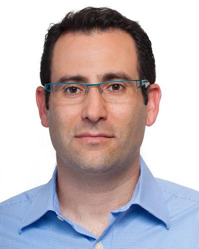 Mickey Alon, CEO and Co-Founder, Insightera.  (PRNewsFoto/Insightera)