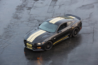 The 50th Anniversary Special Edition Shelby GT-H