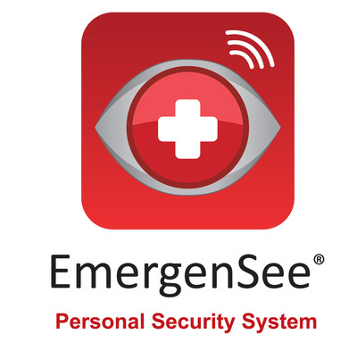 EmergenSee(R) Personal Security System.  (PRNewsFoto/EmergenSee)