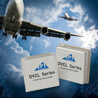 VPT's new DVCL Inrush Current Limiter protects downstream power components from damaging inrush current spikes in a power system.  (PRNewsFoto/VPT, Inc.)