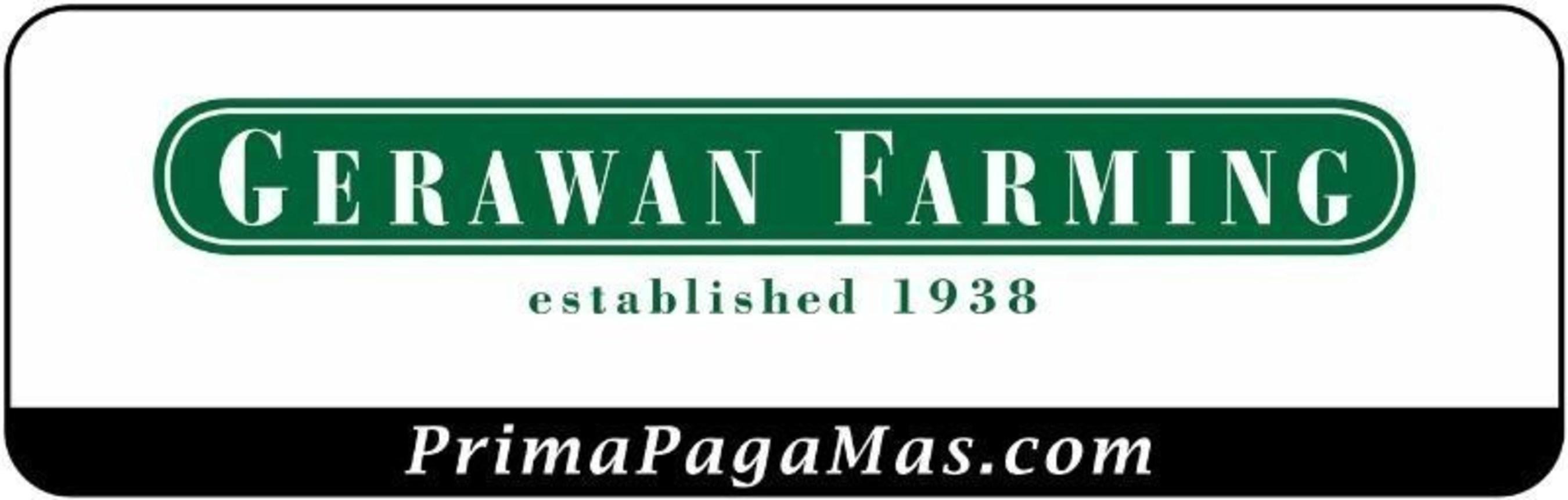 Gerawan Farming Logo (PRNewsFoto/Gerawan Farming)
