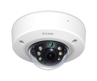D-Link Full HD Outdoor PoE Mini Dome Camera