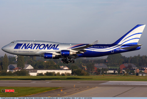 National Air Cargo Celebrates Twentieth Anniversary of Delivering the World