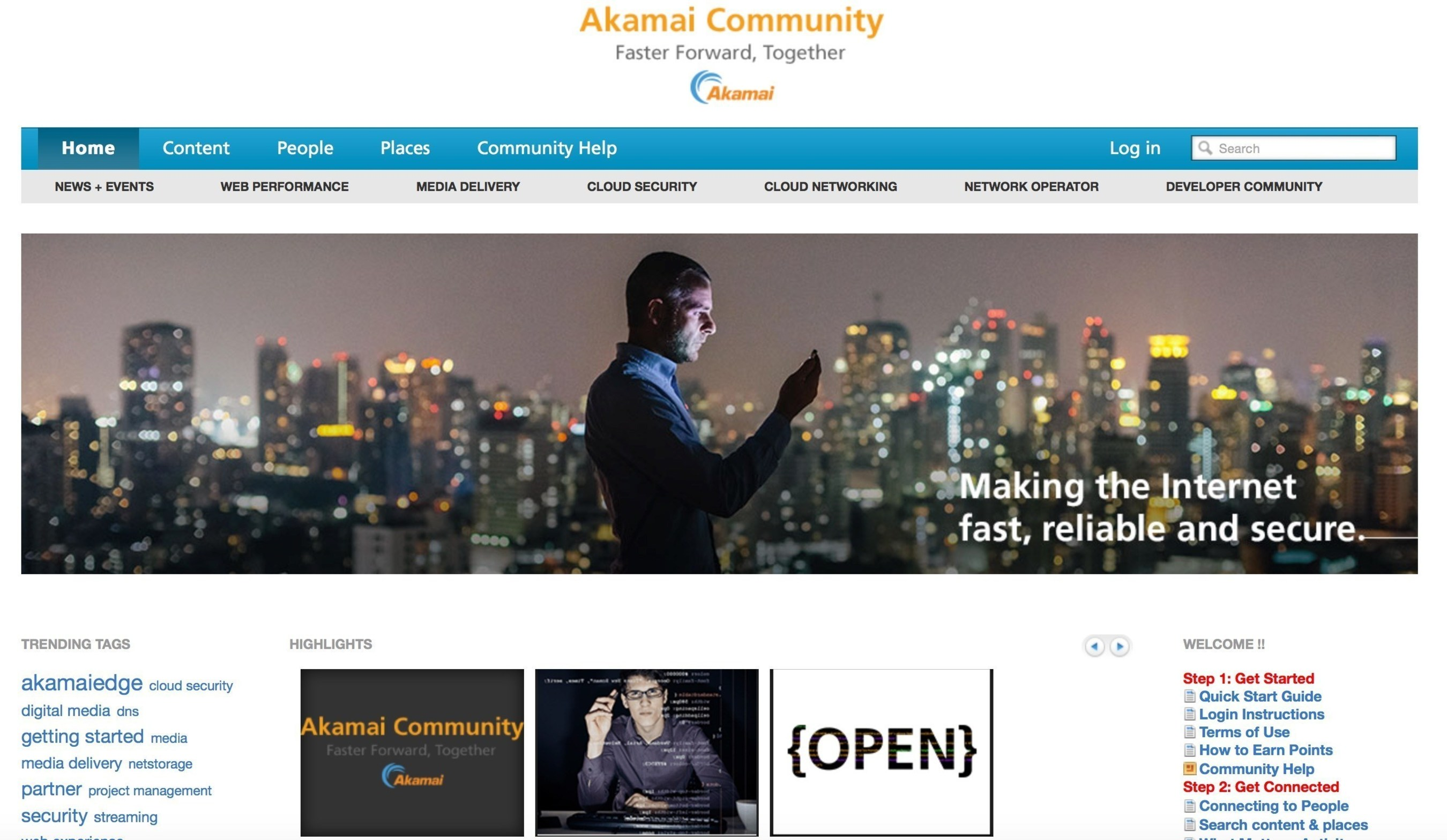 New self-service Akamai Community uses market-leading JiveX solution to promote best practices in online ...