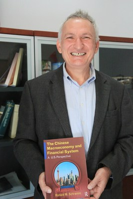 PhD Programme Director of International Business School (IBSS) at Xi'an Jiaotong-Liverpool University, Professor Ron Schramm