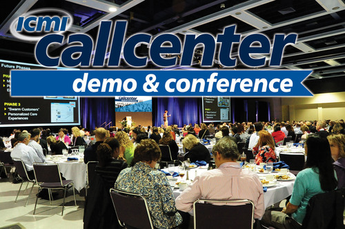 Call Center Experts, Customers and Luminaries Featured at Call Center Demo in Atlanta, October