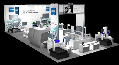 ZEISS showcases quality networking at IMTS 2016