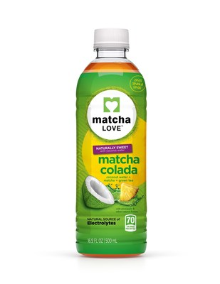 ITO EN Launches Matcha Colada-Matcha LOVE's New Hybrid Trend Flavor