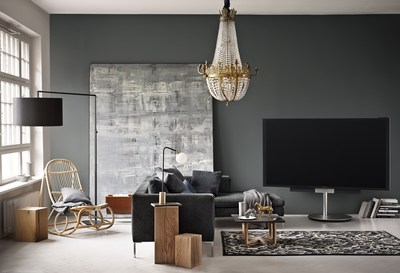 A truly cinematic experience: Bang & Olufsen introduces BeoVision Avant 85