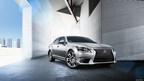 The Lexus LS 460 is made available with a V-8 engine that delivers nearly 390 horsepower. (PRNewsFoto/Lexus of Naperville)