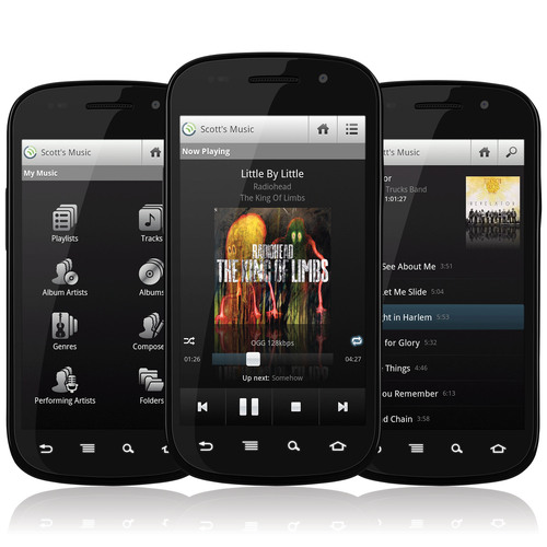Jamcast Enables On-Demand Digital Audio Streaming to Android Devices Everywhere