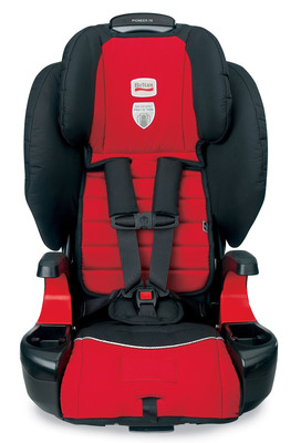 New BRITAX Pioneer 70 Grows With Your Child
