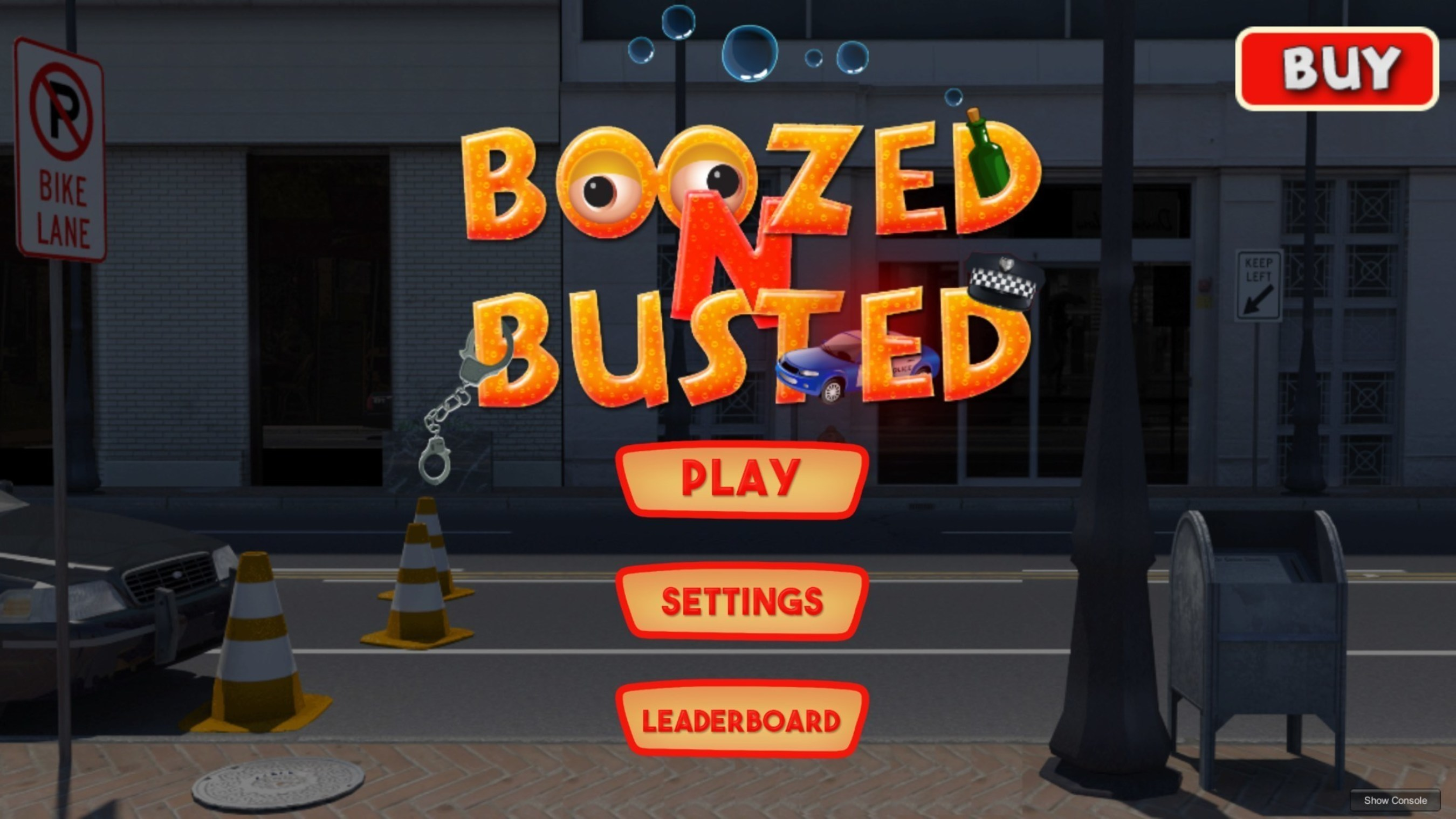 KraziLogic, an Independent Games Studio in New Jersey, is Set to Release its Mobile Game 'Boozed N Busted' for Android & iOS