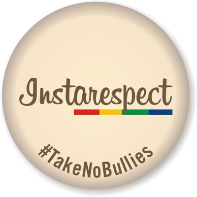 Instagram Gets Kinder with Instarespect - #TakeNoBullies.  (PRNewsFoto/MySecuritySign)
