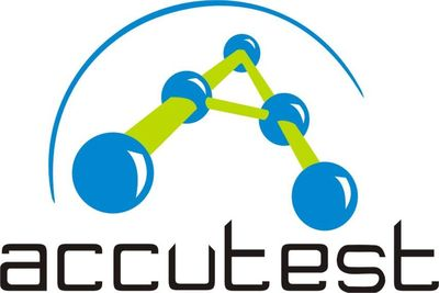 Accutest Logo (PRNewsFoto/Accutest Research Laboratories)