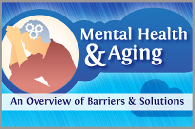 Mental Health and Aging.  (PRNewsFoto/Griswold Home Care)
