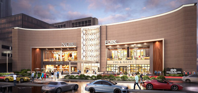 Nobu and Fig & Olive to open at The Galleria in Houston in 2017