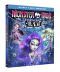 Universal Pictures Home Entertainment: Monster High: Haunted