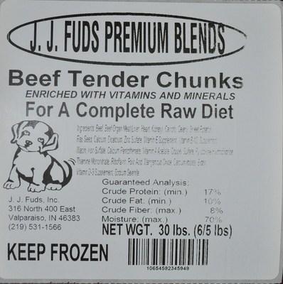 Beef 5 lb. case