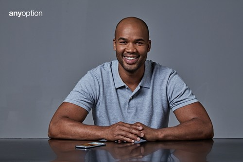 anyoption announces rugby star JP Pietersen as new Brand Ambassador. Pietersen will join the leading binary options broker in the beginning of September 2016.anyoption is the only binary options platform regulated under FSB in the South Africa. (PRNewsFoto/anyoption(TM))