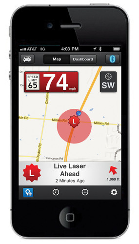 ESCORT Expands Award-Winning ESCORT Live™ Network by Turning Your Smartphone Into a Radar Detector
