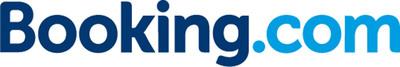 Booking.com logo. (PRNewsFoto/Booking.com) (PRNewsFoto/BOOKING.COM)