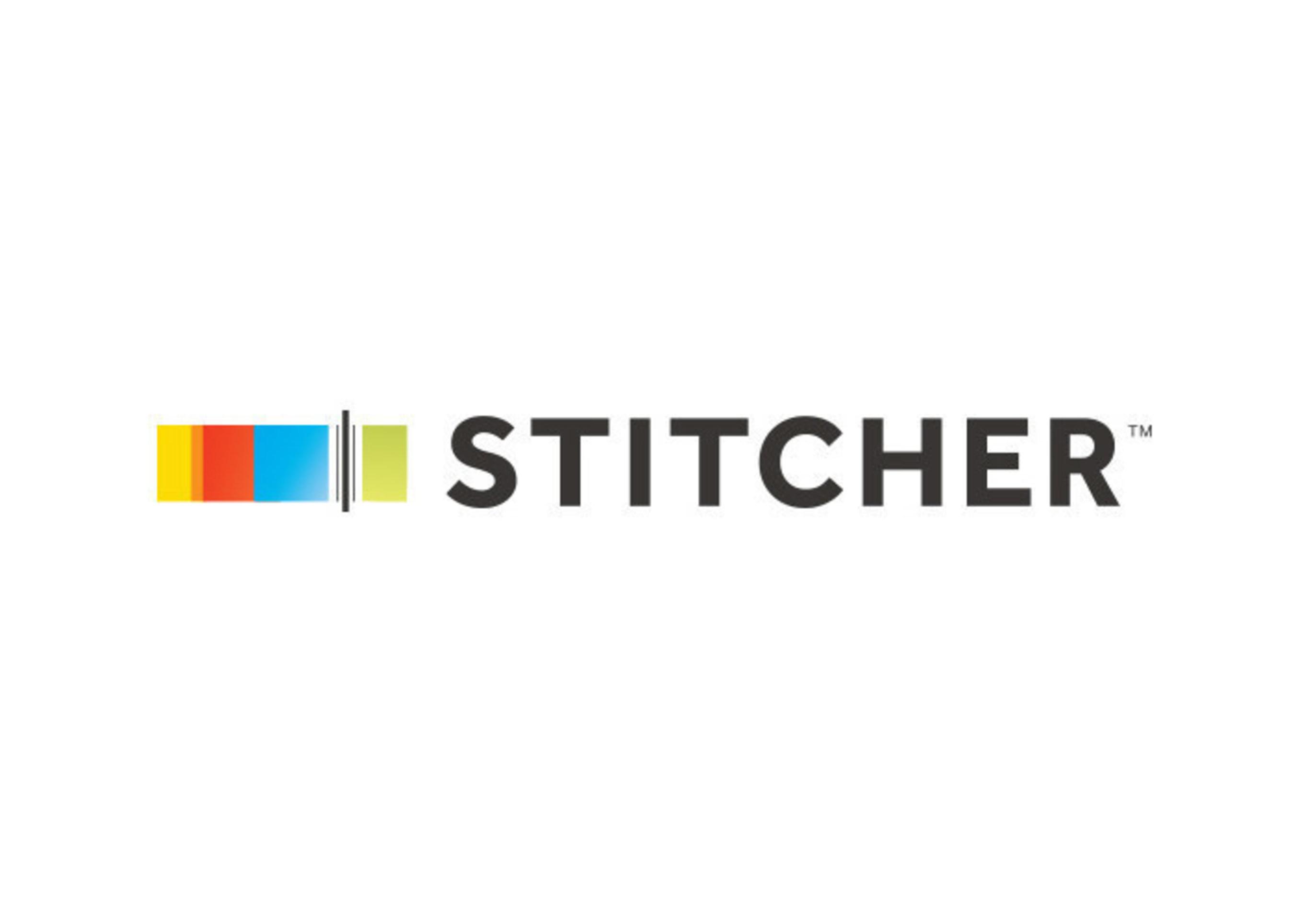 Stitcher sebagai salah satu platform podcast online untuk browser