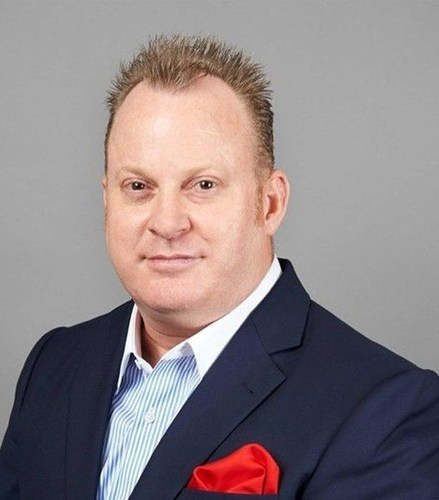 Bradley P. Sutherland, Chief Executive at Sanad Capital (PRNewsFoto/Najibi Group and Sanad Capital)