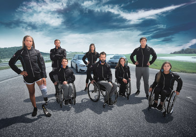 BMW Unveils Roster of U.S. 'Performance Team' Athletes for Rio 2016 Olympic and Paralympic Games