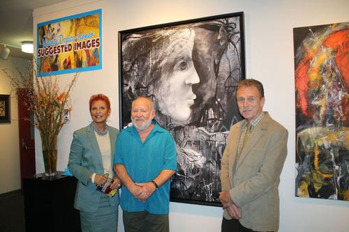 Abre exposición de obras de Dopico-Lerner en la Galería Sardinas de St. Thomas University