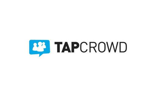 TapCrowd logo.  (PRNewsFoto/Marketo)